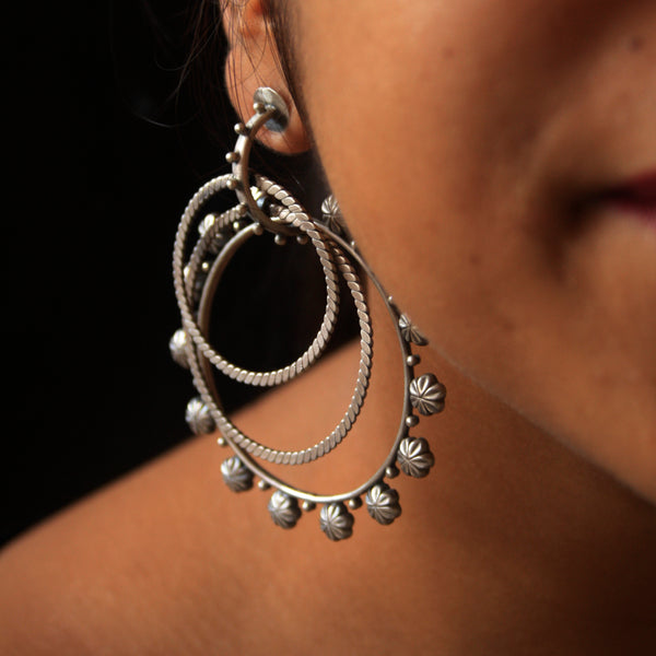 Khuntee Earrings - Quirksmith