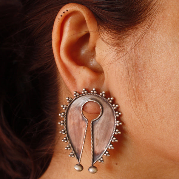 Tribal Earrings - Quirksmith
