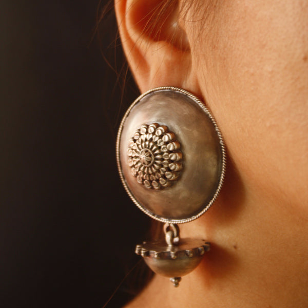 Bold Traditional Jhumka - Quirksmith