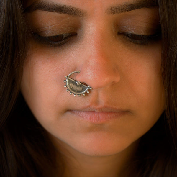 Itzaj Nosering/Septum Ring - Quirksmith