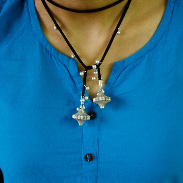 Konark Open Necklace - Quirksmith