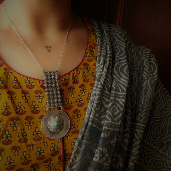 Medallion Necklace - Quirksmith