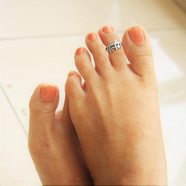 Malang Toe Ring (Single piece) - Quirksmith