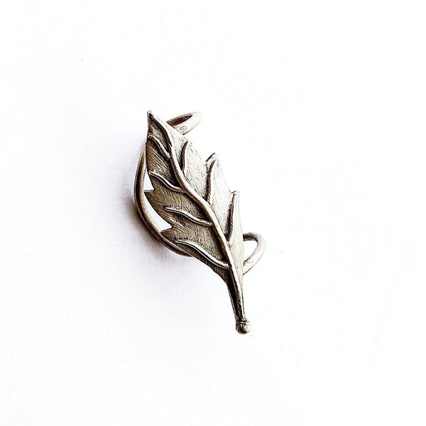 Dew Drop Earclip - Quirksmith