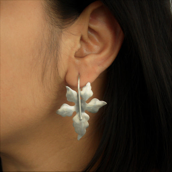 Maple Leaf Earrings - Quirksmith