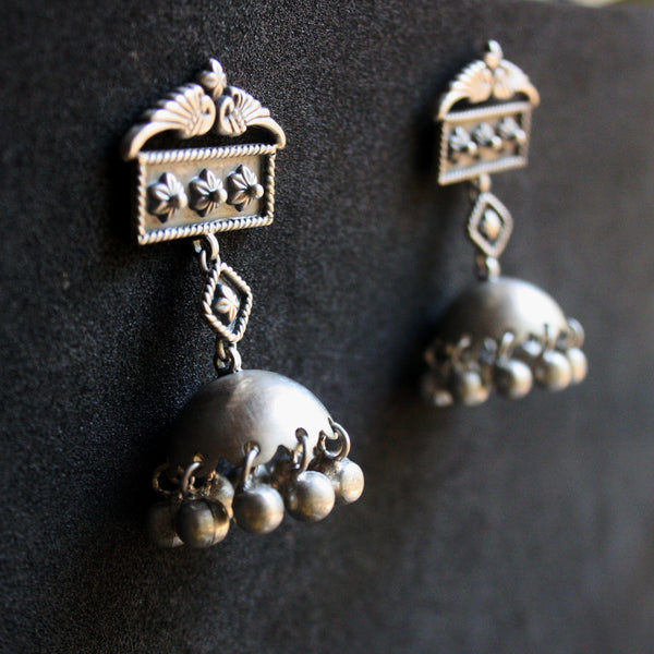 Perch Jhumka - Quirksmith