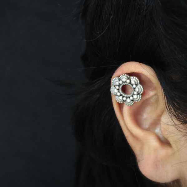 Sterling silver studs for upper piercing