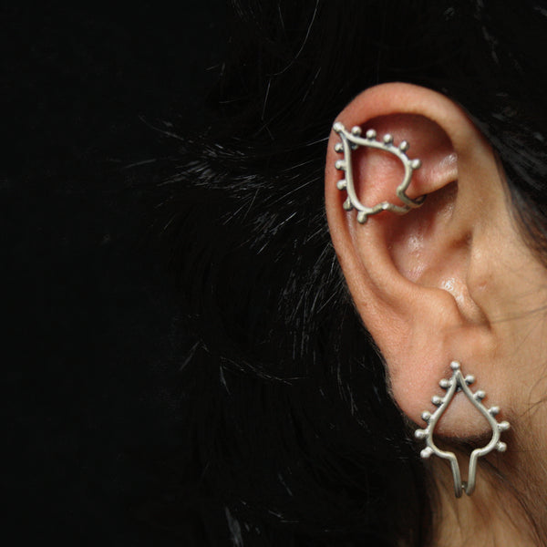Peepal Earrings - Quirksmith