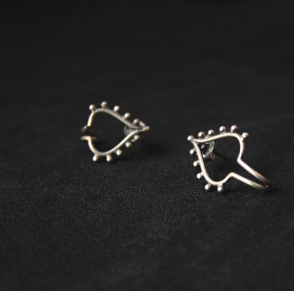Peepal Studs - Quirksmith
