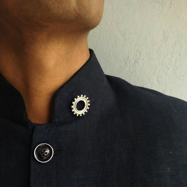 Sooraj Brooch - Quirksmith