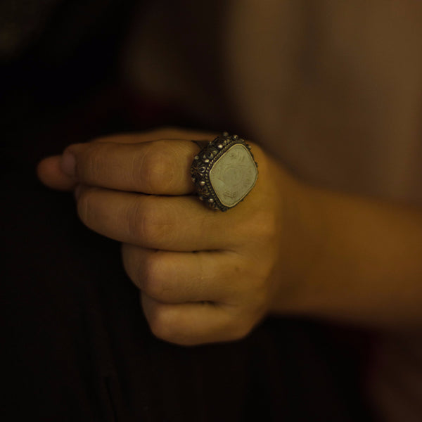 Vintage Coin Ring - Quirksmith