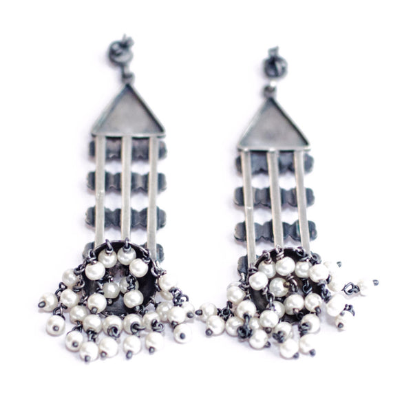 Jhumar Earrings - Quirksmith