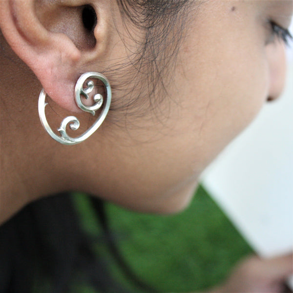 Jaali Studs - Quirksmith
