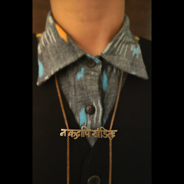 Na Kadapi Khandit Necklace (Fashion Jewellery) - Quirksmith