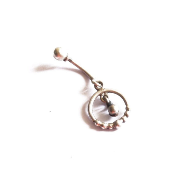 Clapper Belly Ring
