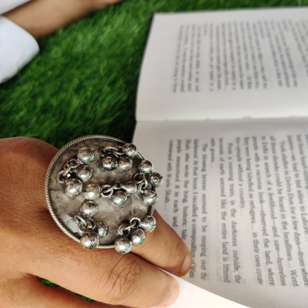 Droplets Ring