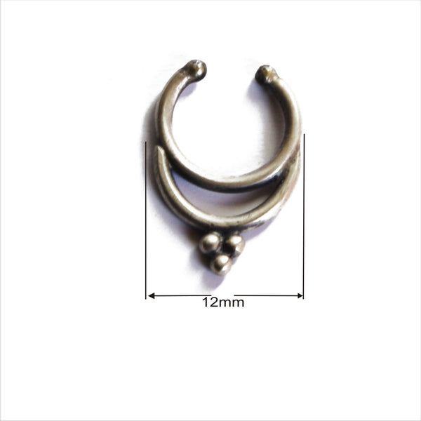 The Roman Ring Nosering/Septum Ring - Quirksmith