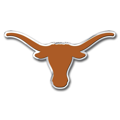 Texas Longhorns Auto or Hard Surface Emblem Decal NCAA