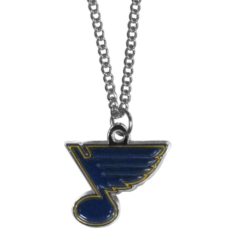 "St. Louis Blues 22"" Chain Necklace (NHL) LG"
