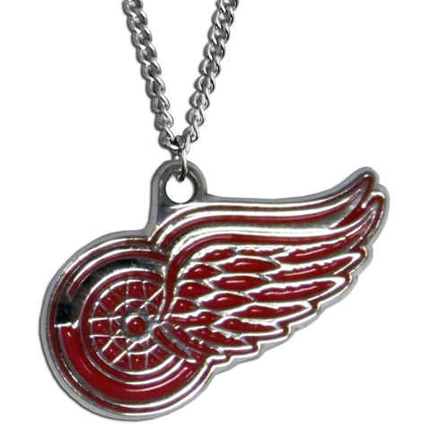 "Detroit Red Wings 22"" Chain Necklace (NHL) LG"