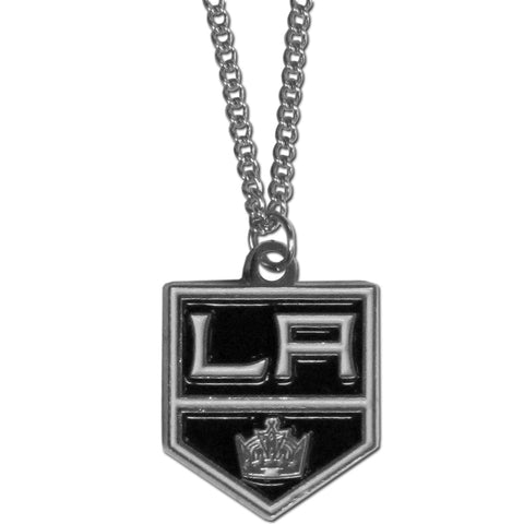"Los Angeles Kings 22"" Chain Necklace (NHL) LG"
