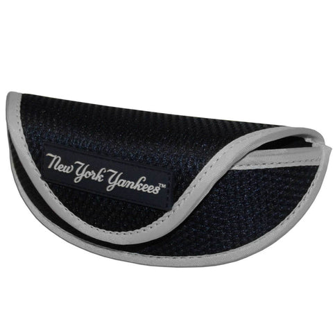 New York Yankees Soft Glasses / Readers Case (MLB Baseball)