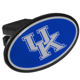 Kentucky Wildcats Durable Plastic Oval Hitch Cover (NCAA)