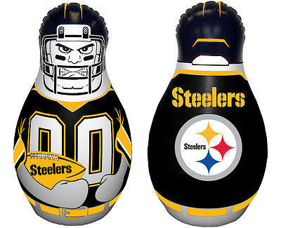 "Pittsburgh Steelers 40"" Tackle Buddy (NFL)"
