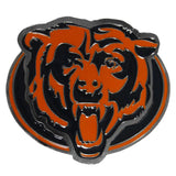 Chicago Bears Metal Hitch Cover (Bear Head) NFL