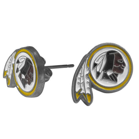 Washington Redskins Stud Earrings (NFL)