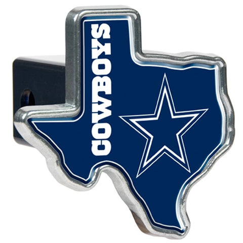 Dallas Cowboys Hitch Cover (Texas Shape) NFL