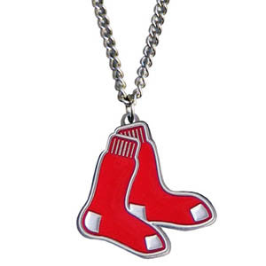 "Boston Red Sox 22"" Chain Necklace MLB LG"