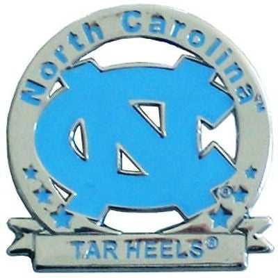 North Carolina Tar Heels Lapel Pin (Glossy) NCAA