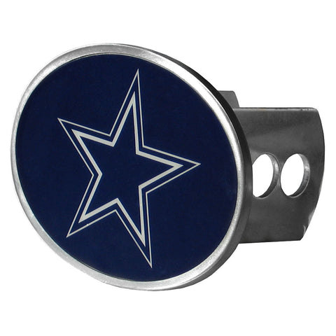 Dallas Cowboys Metal Oval Hitch Cover NFL