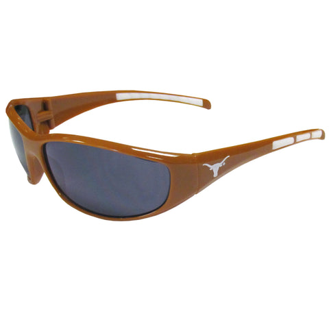 Texas Longhorns Wrap Sunglasses (NCAA)