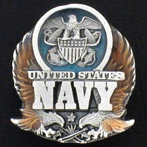 U.S. Navy Metal Lapel Pin (Collectible) USN Military