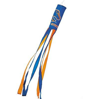 "Boise State Broncos 60"" Polyester Wind Sock NCAA"