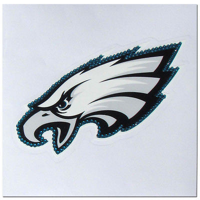 Philadelphia Eagles Vinyl Bling Auto Decal (NFL)
