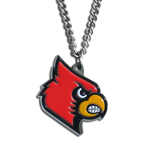 "Louisville Cardinals 22"" Chain Necklace (NCAA) LG"