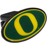 Oregon Ducks Durable Plastic Oval Hitch Cover (NCAA)