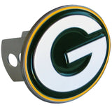 Green Bay Packers 3-D Metal Hitch Cover (NFL)
