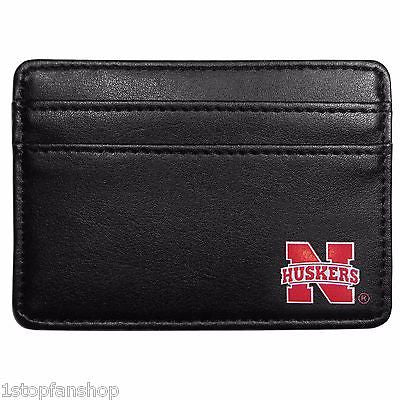 Nebraska Cornhuskers Weekend Wallet NCAA