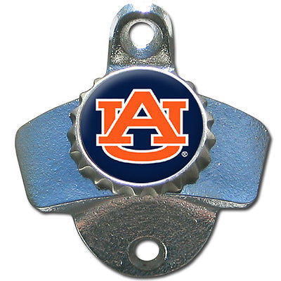 Auburn Tigers Wall Mount Bottle Opener (NCAA)