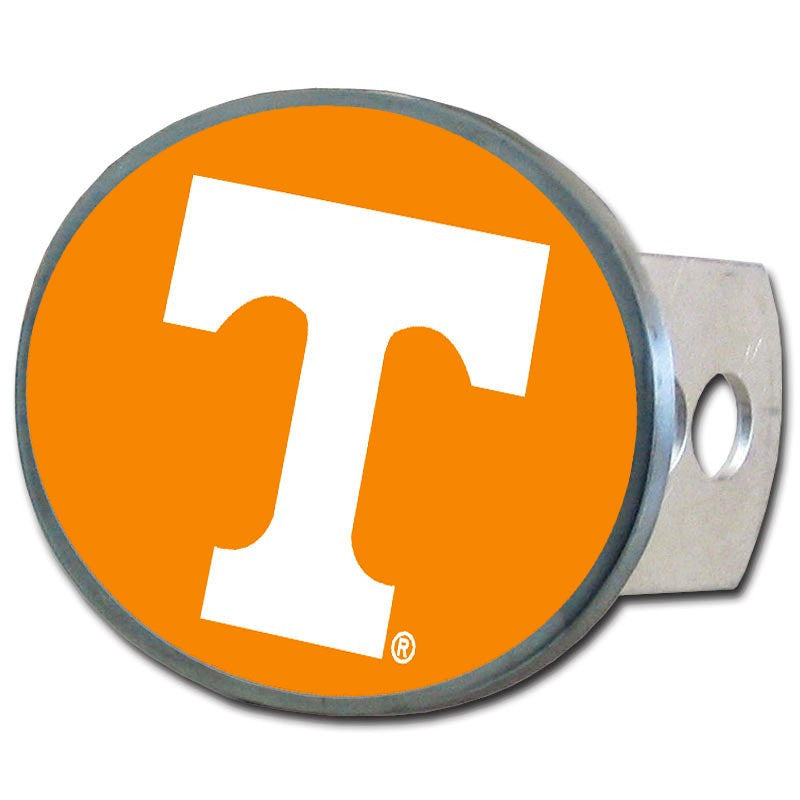 Tennessee Volunteers Metal Oval Hitch Cover (NCAA)