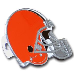 Cleveland Browns 3-D Metal Helmet Hitch Cover (NFL)
