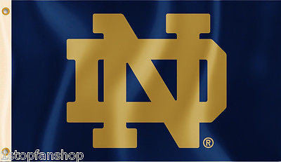 Notre Dame Fighting Irish 3' x 5' Flag (Logo Only) NCAA