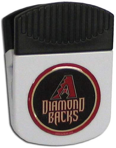 "Arizona Diamondbacks 2"" Chip Paper Clip Magnet MLB Baseball"