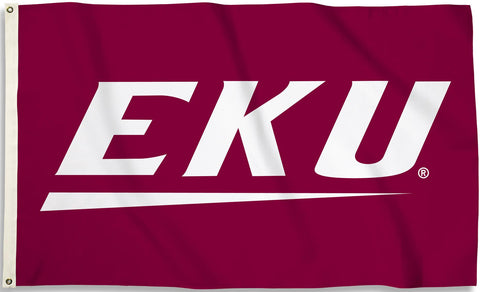 Eastern Kentucky Colonels 3' x 5' Flag (Logo Only) NCAA