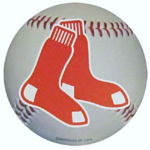 "Boston Red Sox 3"" Baseball Magnet MLB Licensed"