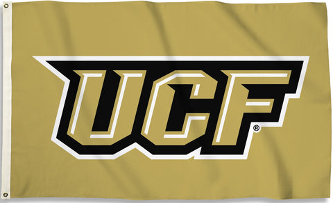 Central Florida Knights 3' x 5' Flag (UCF Logo Only) NCAA